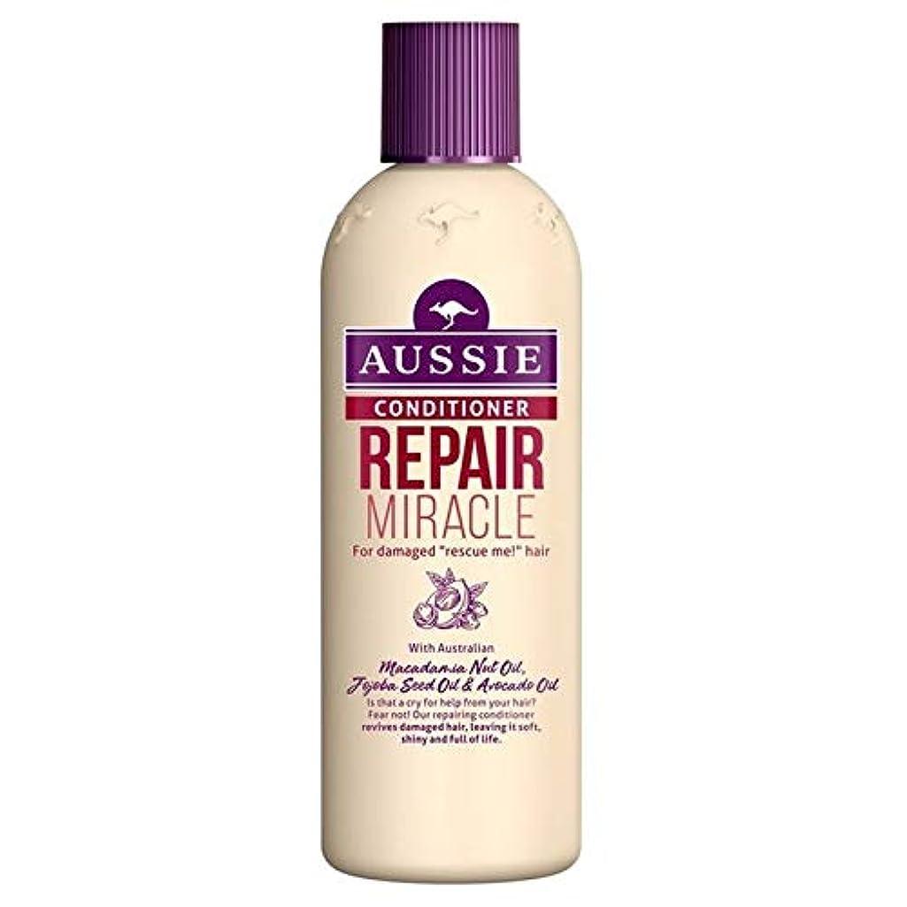 ピューコンテンポラリーテンション[Aussie ] いたずらな髪の250ミリリットルのすべての種類のオージーエアコンの修理の奇跡 - Aussie Conditioner Repair Miracle for All Kinds of Naughty...
