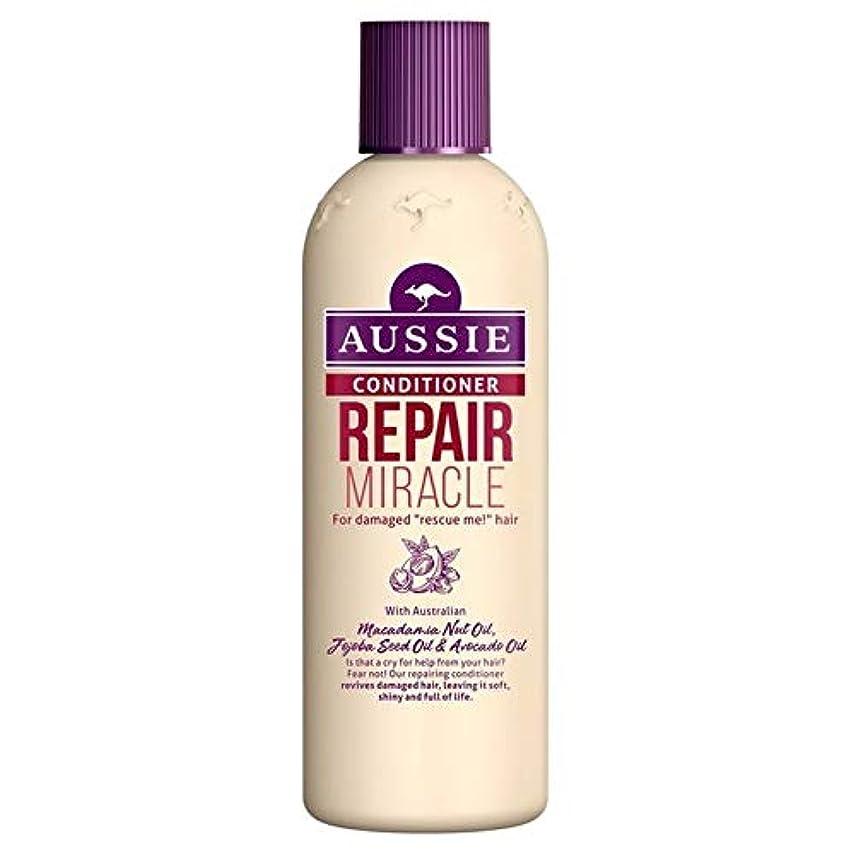 検出高度なヶ月目[Aussie ] いたずらな髪の250ミリリットルのすべての種類のオージーエアコンの修理の奇跡 - Aussie Conditioner Repair Miracle for All Kinds of Naughty...