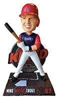 Forever Collectibles Mike Trout Los Angeles Angels選手週末Special Edition–kiiiiid Bobblehead