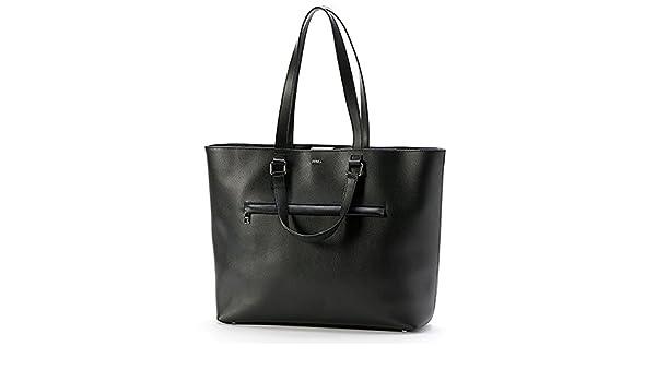 637d98b04e8b Amazon | フルラ(FURLA) マルテ M ビジネストートバッグ【ブラック/**】 | Furla(フルラ) | メンズバッグ・財布