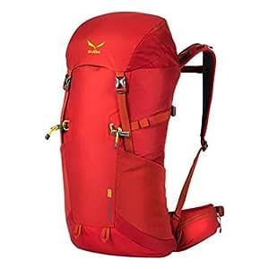 Salewa Ascent 28 Backpack - 1709cu in Pompei Red One Size [並行輸入品]