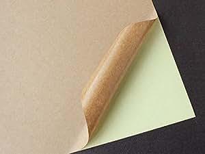 タックラベル クラフト紙 クラフト A4判 50枚