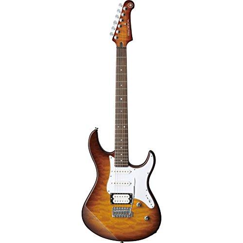 ヤマハ エレキギター PACIFICA PAC212VQM TBS