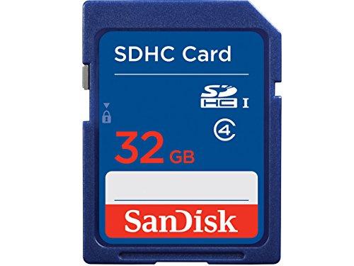 SanDisk SDHC 32GB Class4 SDSDB-032G-B35