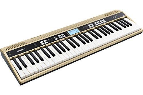 Roland ローランド / JUSTY HK-100 ハーモニー&リズム練習用キーボード