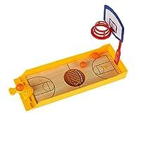 子供用パズルインタラクティブデスクトップおもちゃフィンガーサッカーバスケットボールゴルフミニフィンガースポーツおもちゃ個人的な相互作用-マルチカラー