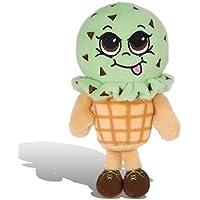 チョコミント アイスクリーム系の香り【 SuperSniffers 】 エアーフレッシュナー 芳香剤 香る ぬいぐるみ アメリカンキャラクター キーホルダー 【 WhifferSniffers 】