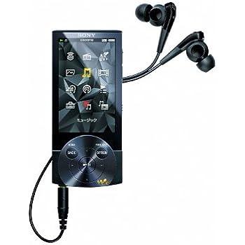 SONY ウォークマン Aシリーズ 64GB ブラック NW-A857/B
