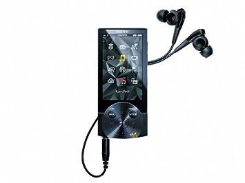 SONY ウォークマン Aシリーズ 64GB ブラック NW,A857/B