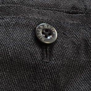 (ブラック&ホワイト) Black&White メンズ パンツ 5205GF/ED 蓄熱保温裏地付 88 ブラック