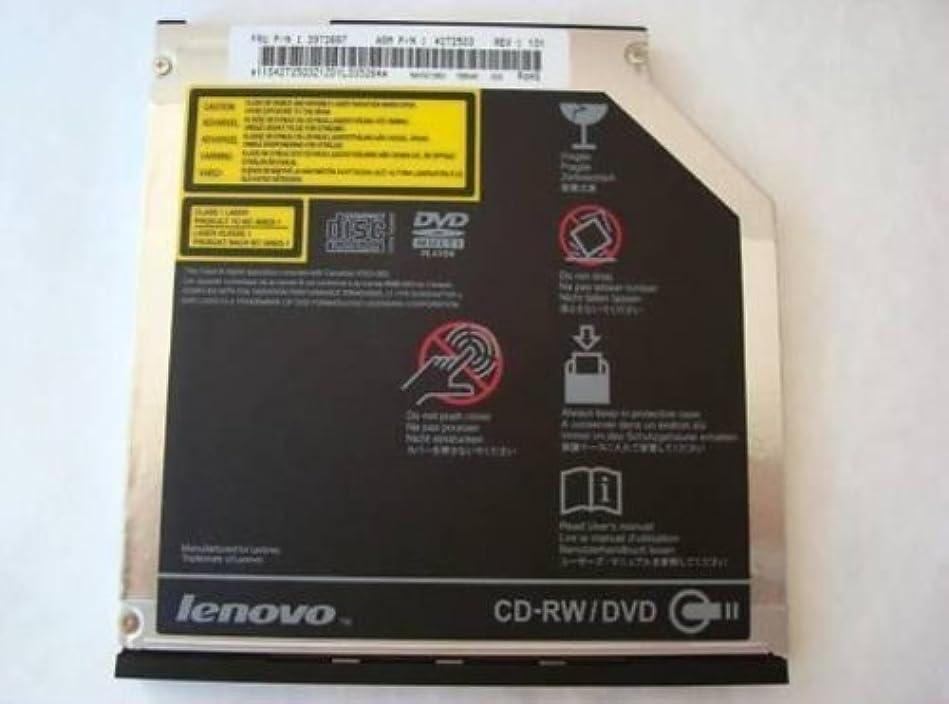 淡い作る信条IBM Lenovo ThinkPad DVD-CDRW Ultrabay Slim Combo Drive II for FRU: 39T2687 Ultra Slim 9.5mm by N/A [並行輸入品]