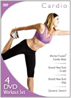 Cardio Workout [DVD] [Import]