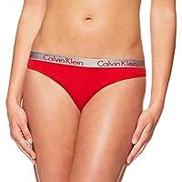 Calvin Klein Women's Logo Cotton Stretch Thong