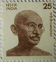 Indian Definitive Stamps of Mahatma Gandhi (d-139)