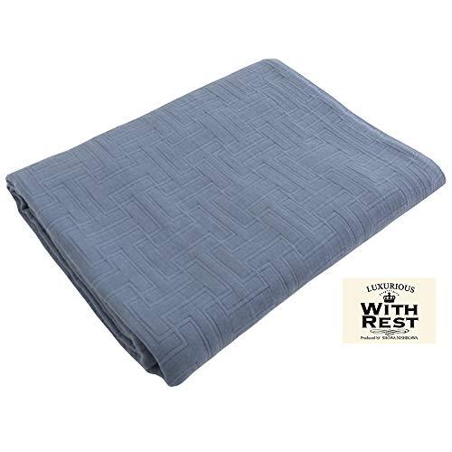 昭和西川 肌触りのいい綿100%ガーゼ寝具