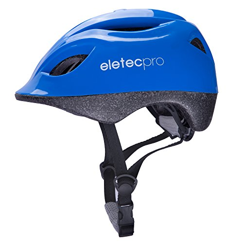 EletecPro ヘルメット 子供用 自転車 ヘルメット ...