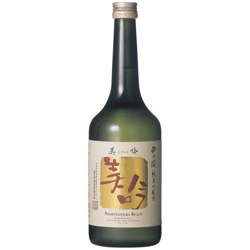 西の関 美吟純米吟醸 720ml [大分県]