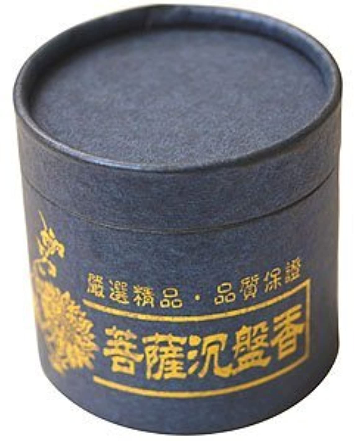 不屈バスルームまたは菩薩沈盤香 中国広州のお香【菩薩沈盤香】ベトナムホイアン産沈香使用