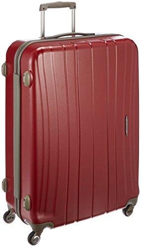 [プロテカ] 日本製スーツケース フラクティII 02665 89L 4.3kg 89.0L 75cm 4.3kg 02665 10 レッド