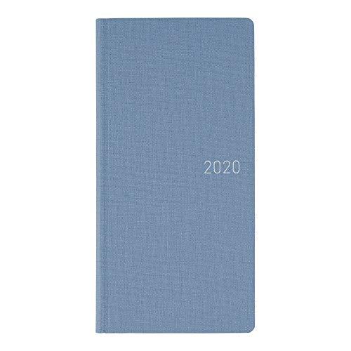 ほぼ日手帳 2020 weeksMEGA カラーズ ラムネ 1月始まり ウィークリー メモ213ページ