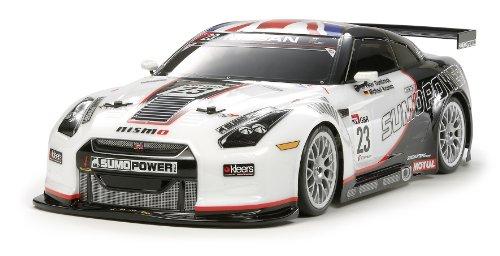 RCスペアパーツ SP.1453 SUMO POWER GT NISSAN GT-R スペアボディセット 51453