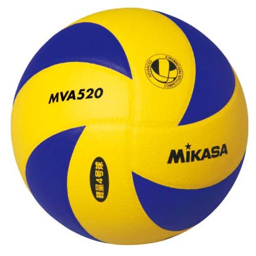 練習球 小学生バレーボール 軽量4号 MVA520