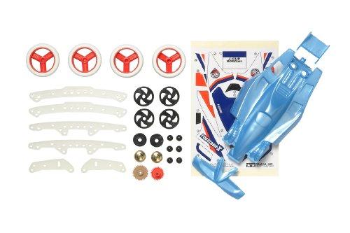 ミニ四駆限定シリーズ スーパーIIシャーシ FRP強化セット (ナチュラル) 94804