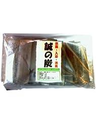 DOKA-SHOP 炊飯?入浴?消臭【 誠の炭(まことのすみ)】岐阜県東濃地方ですくすく育った孟宗竹を自然にかこまれた窯で焼き上げました。 200g