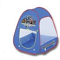 子供用テント ボールハウス キッズハウス 折り畳みテント 水玉柄