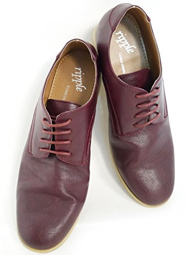 (モノマート) MONO-MART 7色 ローカット ブーツ バブーシュ D/ワイン Lサイズ