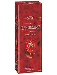 Hem Frankincense Incense Sticks (9.3 cm X 6.0 cm X 25.5cm, Black )