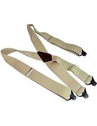 Hold-Up Suspender Co. ACCESSORY メンズ US サイズ: big-tall カラー: ベージュ