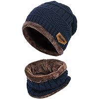 Esther Beauty Ladies Women Winter Beanie Hats Cosy Fleece Liner Knitted Wool Caps Skullies Warm Hats