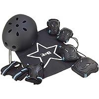 J@G ヘルメット プロテクター 収納バッグ付 スケートボード 練習に S M サイズ 10カラー