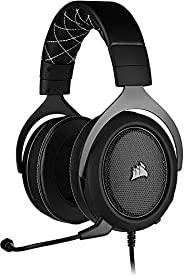 Corsair CS-CA-9011213-AP HS60 Pro Gaming Headset, Carbon