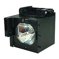 AuraBeam Hitachi ux25951テレビ用交換ランプハウジング
