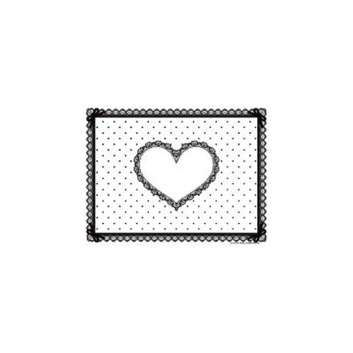 原告マント小包シリコン ネイルマット ホワイト×ブラック ミニサイズ