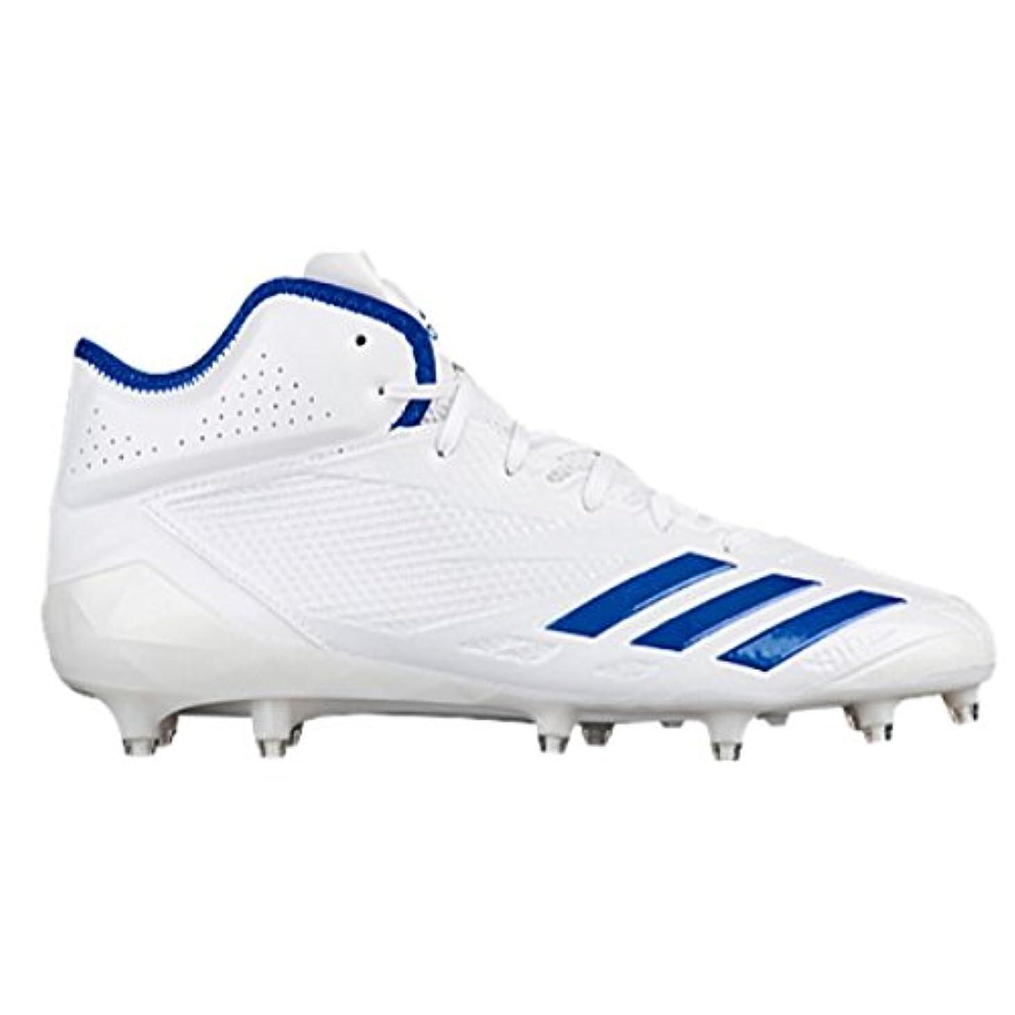 批判的に寄稿者多様性(アディダス) adidas メンズ アメリカンフットボール シューズ?靴 adiZero 5-Star 6.0 Mid [並行輸入品]
