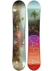 18-19 CAPITA キャピタ PARADISE パラダイス レディース スノーボード 板 (143)