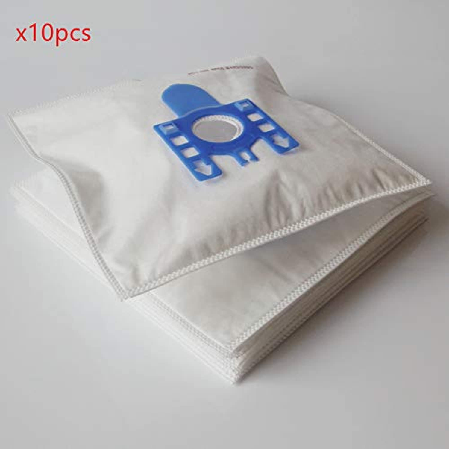 10Pcs/Lot DUST BAG For MIELE FJM Synthetic Type Hoover Hepa Vacuum Cleaner parts DUST BAGS replacement