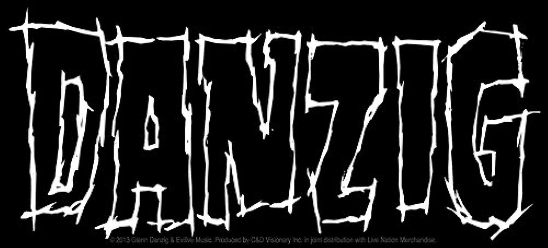 C & D Visionary Danzig Logo Sticker
