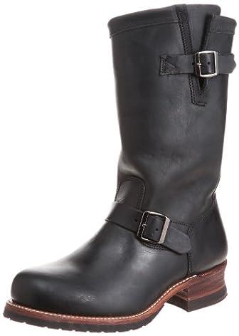 Stockton 1000 Mile Engineer's Boot: Black W05295