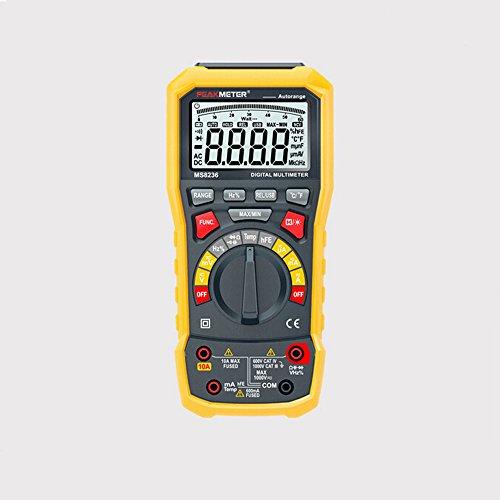 MS8236 携帯式デジタルマルチメーター