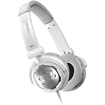 DENON DN-HP500S 密閉型オーバーヘッドヘッドホン DJ用 シルバー