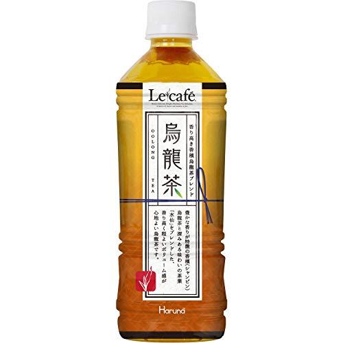 ルカフェ 烏龍茶 500ml ×24本