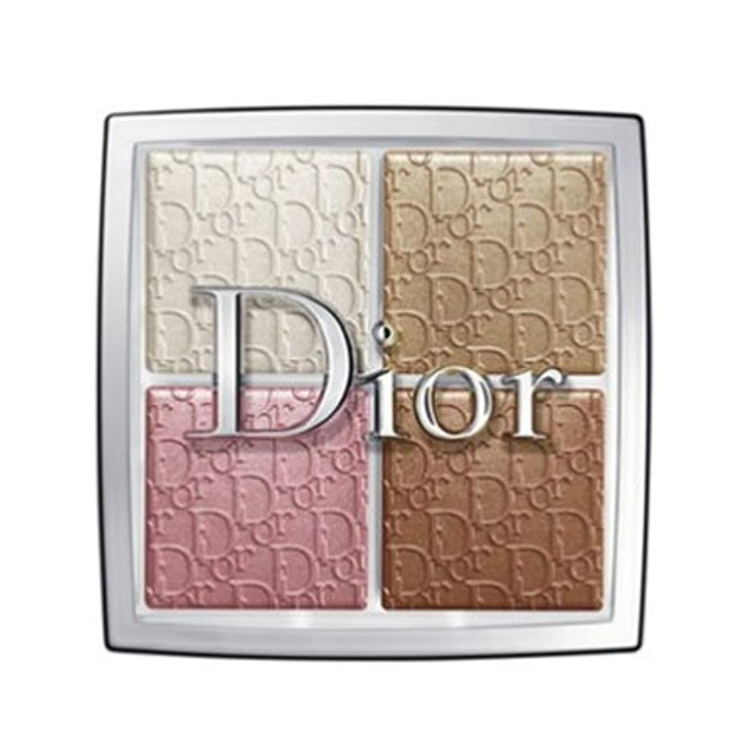 と闘う汗ほうきディオール バックステージ フェイス グロウ パレット -Dior-