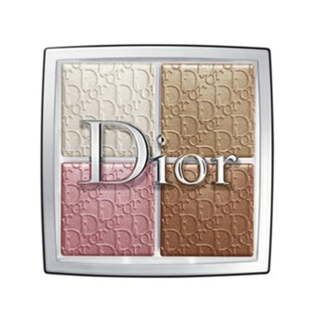 薬定期的にアイスクリームディオール バックステージ フェイス グロウ パレット -Dior-
