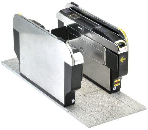 トミーテック ジオコレ 部品模型 EK04自動改札機GX7 黒色 ジオラマ用品 (メーカー初回受注限定生産)