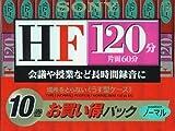 ソニー HF ノーマルポジション 10C-120HFA