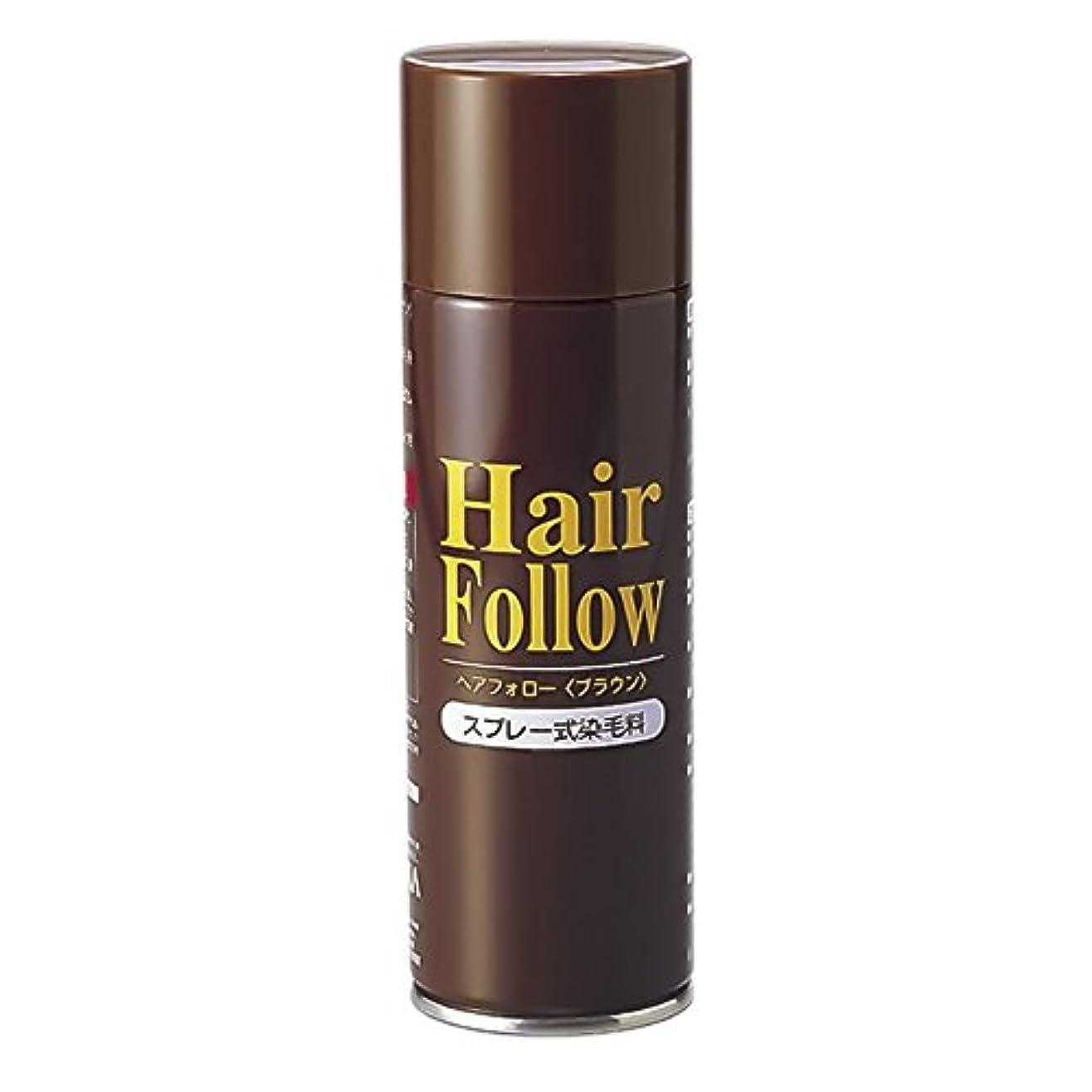 大胆割り当て耐えられるヘアフォロー ブラウン 150g